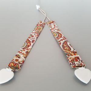 Fruffel servethouder Annemarie met verstelbaar elastiek
